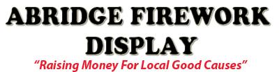 Abridge Firework Display  - 5th November 2017